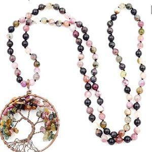 Jewelry - Mala Bead Necklace